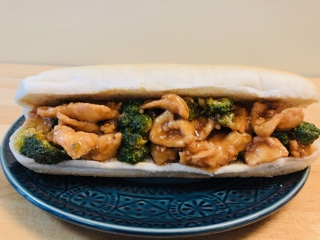 Chicken Broccoli Hoagie: Delicious Chinese Carryout and Delivery in Newport News, VA