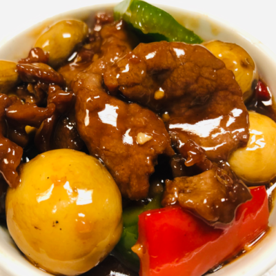 Beef and Mushrooms Chinese Carryout Delivery in Newport News, VA