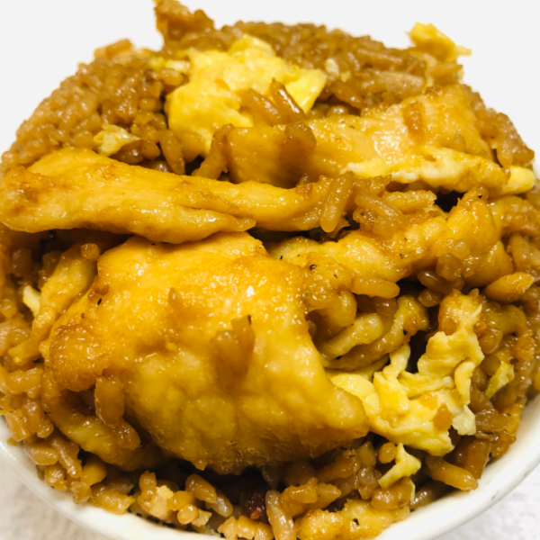 Chicken Breast Stir Fried with Rice and Egg: Delicious Chinese Carryout and Delivery in Newport News, VA