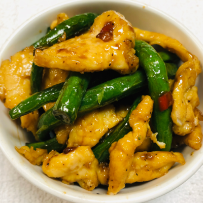 Stir Fried Chicken and Green Beans: DeliciousChinese Carryout and Delivery in Newport News, VA