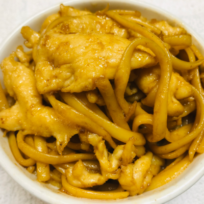 Healthy delicious Chicken Lo Mein for curbside carryout, catering and delivery in Newport News and Hampton, VA