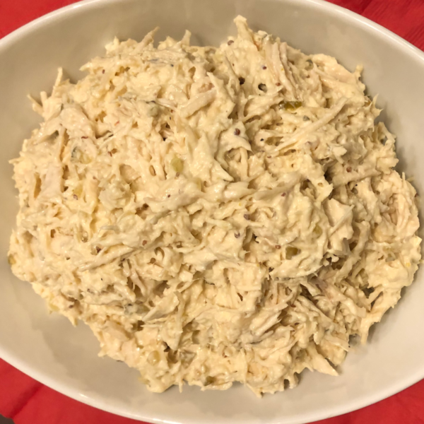 Healthy delicious Chicken Salad for safe, convenient carryout, catering and delivery in Newport News and Hampton, VA