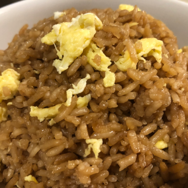 Healthy delicious Egg Fried Rice for curbside carryout, catering and delivery in Newport News and Hampton, VA
