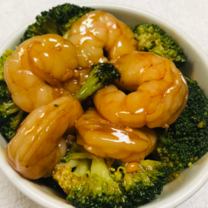 Stir Fried Shrimp Broccoli: Delicious Chinese Carryout and Delivery in Newport News, VA
