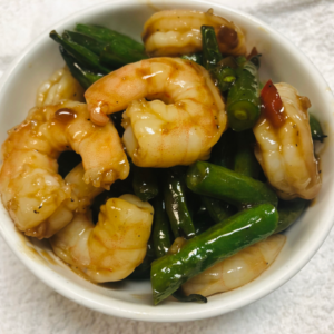 Stir Fried Shrimp Green Beans: Delicious Chinese Carryout and Delivery in Newport News, VA