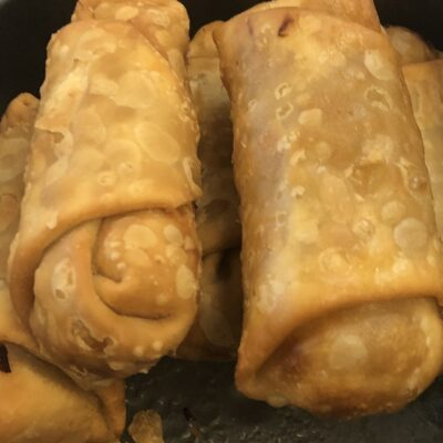 Vegetable Egg Rolls available for carryout, catering and delivery in Newport News