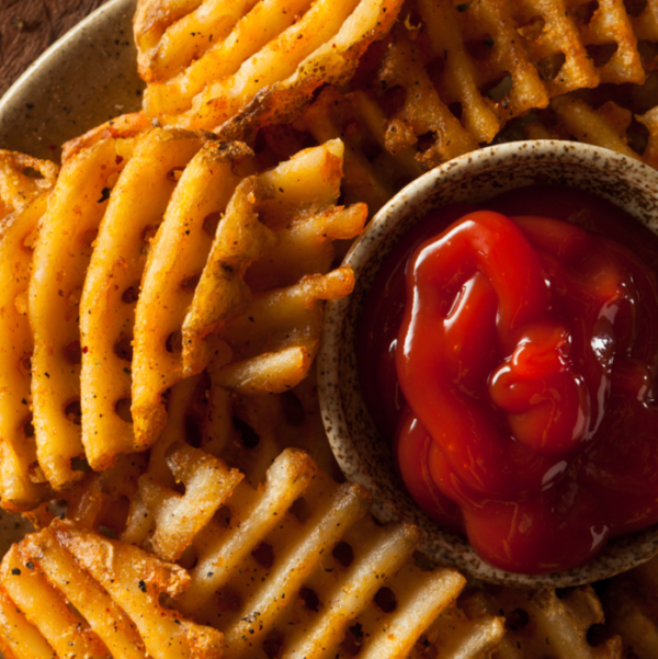Crinkle or Waffle Fries: Delicious Chinese American Carryout and Delivery in Newport News, VA
